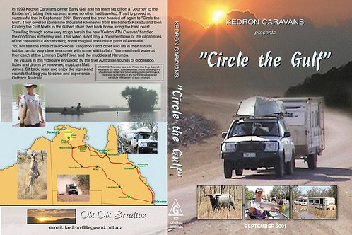"""CIRCLE THE GULF"" DVD - 2001"