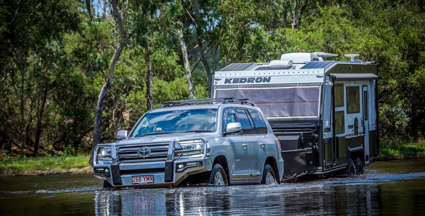 KEDRON TOPENDER® -  - KEDRON Caravans - image Glen Gall ©️