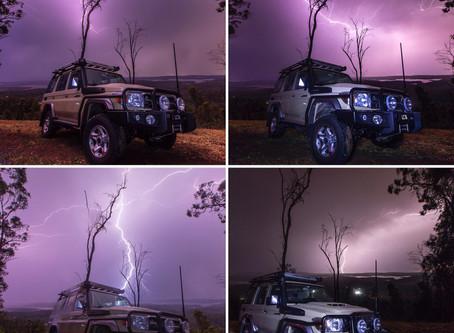 Start ofthe storm season-LC76 Lightning Shots