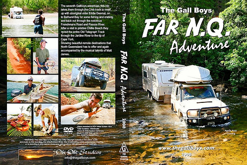 """THE FAR NQ ADVENTURE"" DVD - 2008"