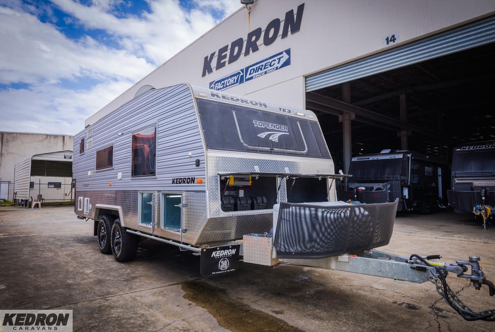 1551 - KEDRON 21ft TOPENDER® 2014
