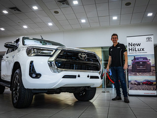 NEW RELEASE 2020 TOYOTA HILUX