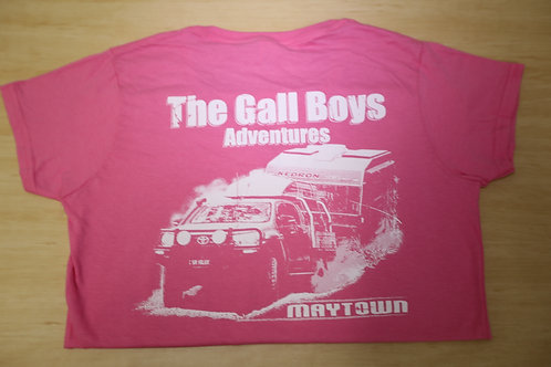 T-Shirt - New style V-Neck pink