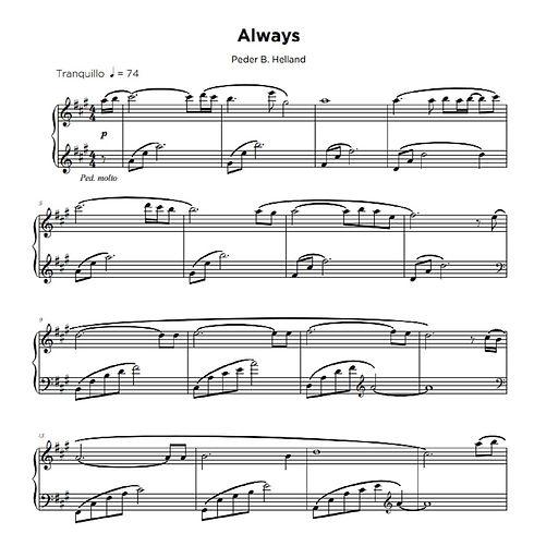 Always - Sheet Music.jpg