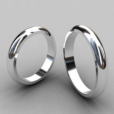 argolla inglesa, argolla color, acero, anillo, anillo de matrimonio