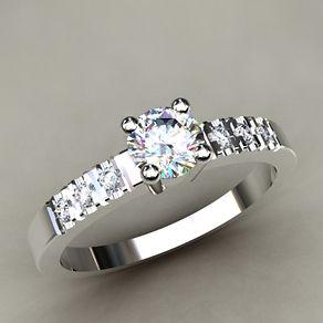 Anillos de Compromiso, anillo para novia, pedir matrimonio