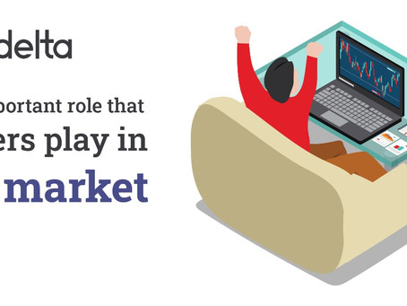 Role of Traders in the Market