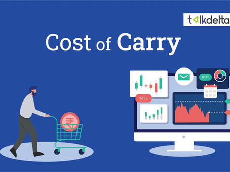 Cost of Carry