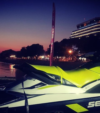 Jet sky and water sports Vodice