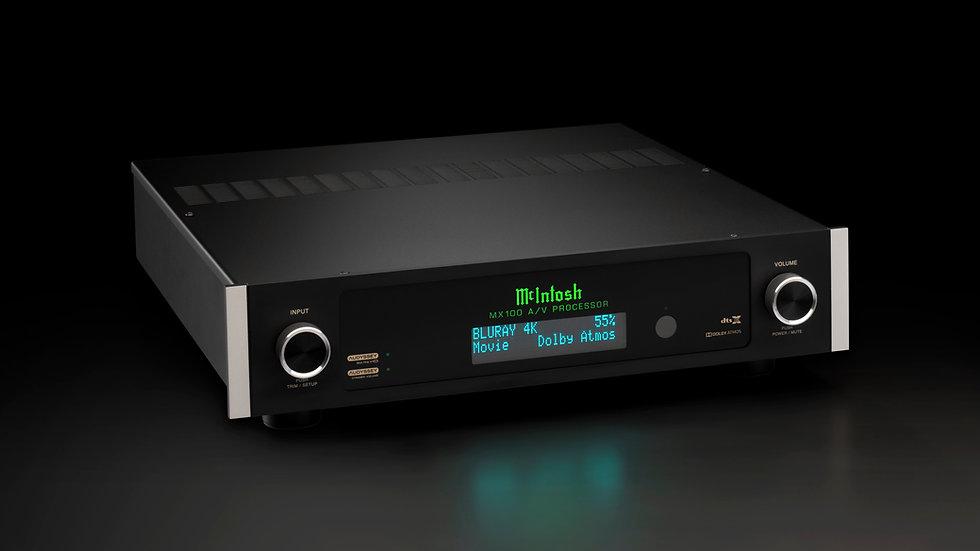 McIntosh - MX 100 AC