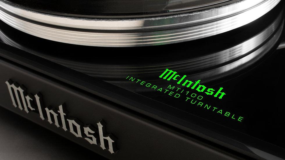 McIntosh MTI 100 AC
