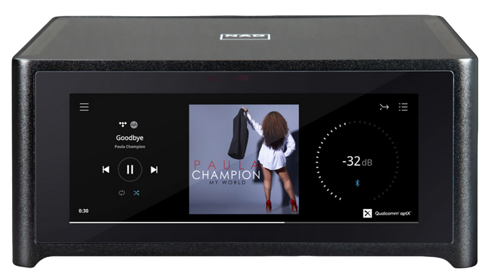 NAD M10 BluOS® Streaming Vollverstärker