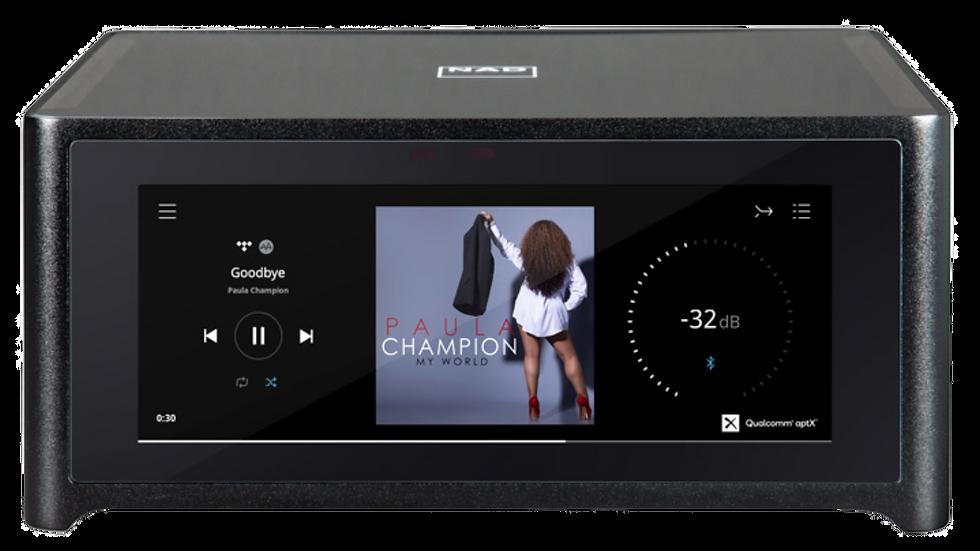 NAD M10 BluOS® Streaming Vollverstärker