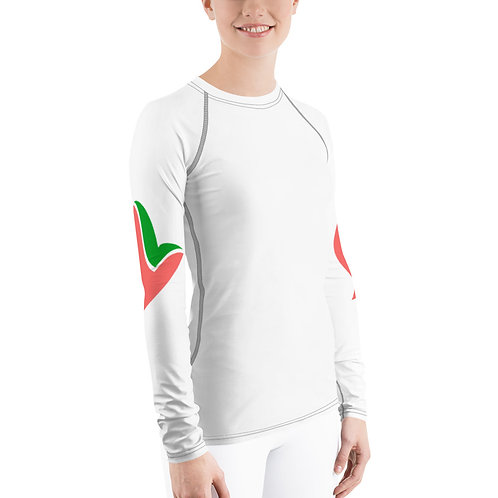 Henergy Positive Energy women's slimsoft training top