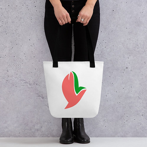 Henergy Positive Energy tote bag