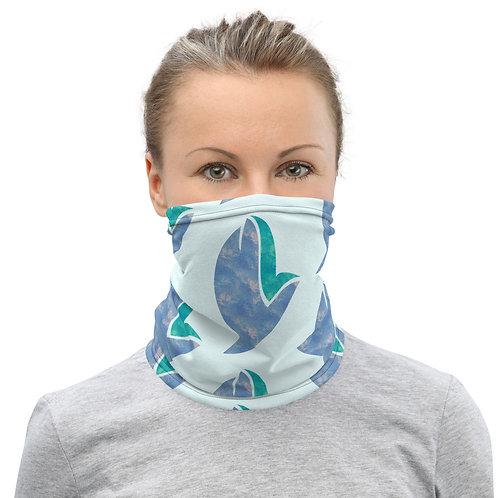 Henergy Feng Shui water energy face cover & headband