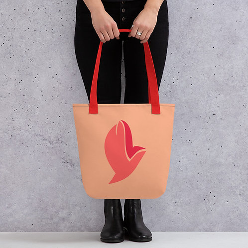 Henergy Physical Energy & Feng Shui Fire tote bag