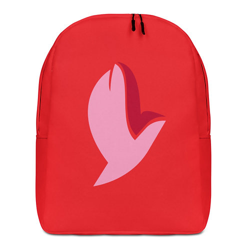 Henergy Love Your Energy backpack
