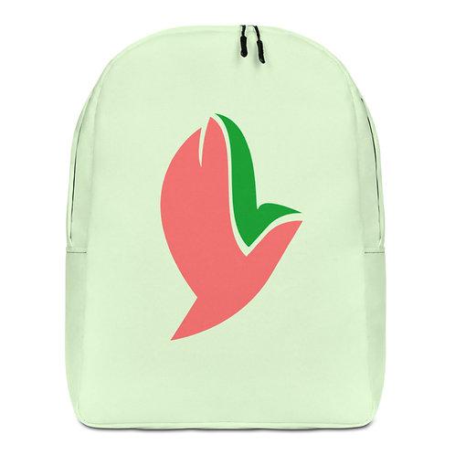 Henergy glowing green backpack