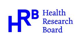 Health research board logo