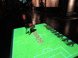 Futebol virtual...