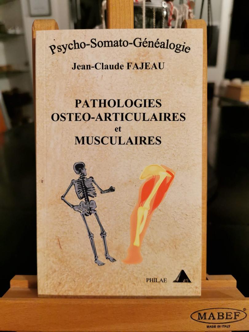 Pathologies ostéo-articulaires et musculaires