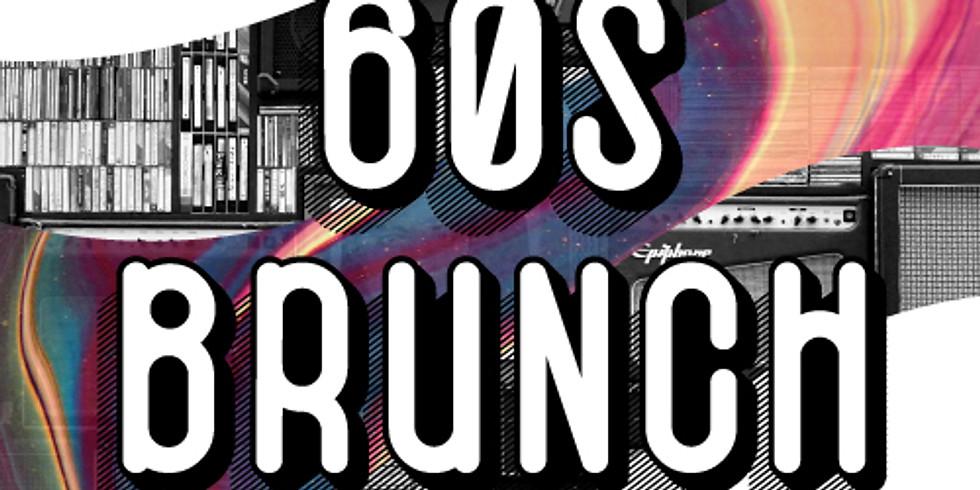 60s Themed Brunch on Super Bowl Sunday!