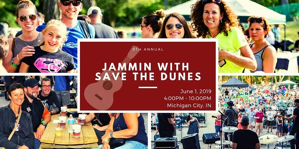 Jammin With Save the Dunes