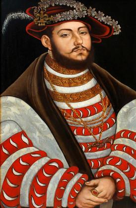 Posin, Kopie nach Lucas Cranachd.Ä.