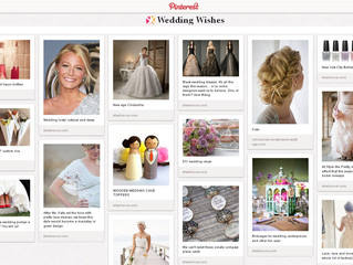 Is Pinterest the Answer To Life, The Universe and Everything (At Least in Terms of Your Wedding)?