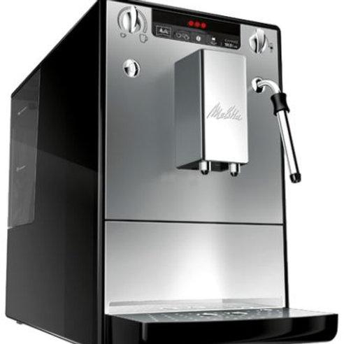Machine à expresso automatique Caffeo® Solo® & Milk, argent-noire