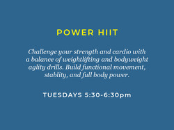 Power HIIT