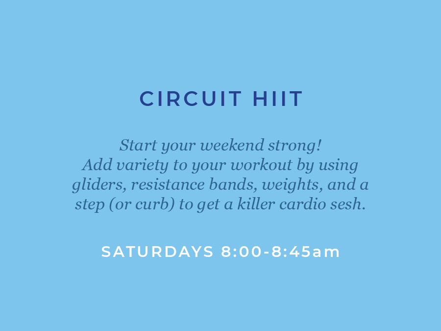 Circuit HIIT
