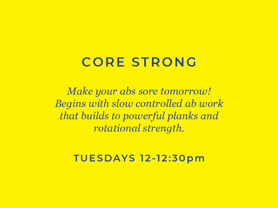 Core Strong
