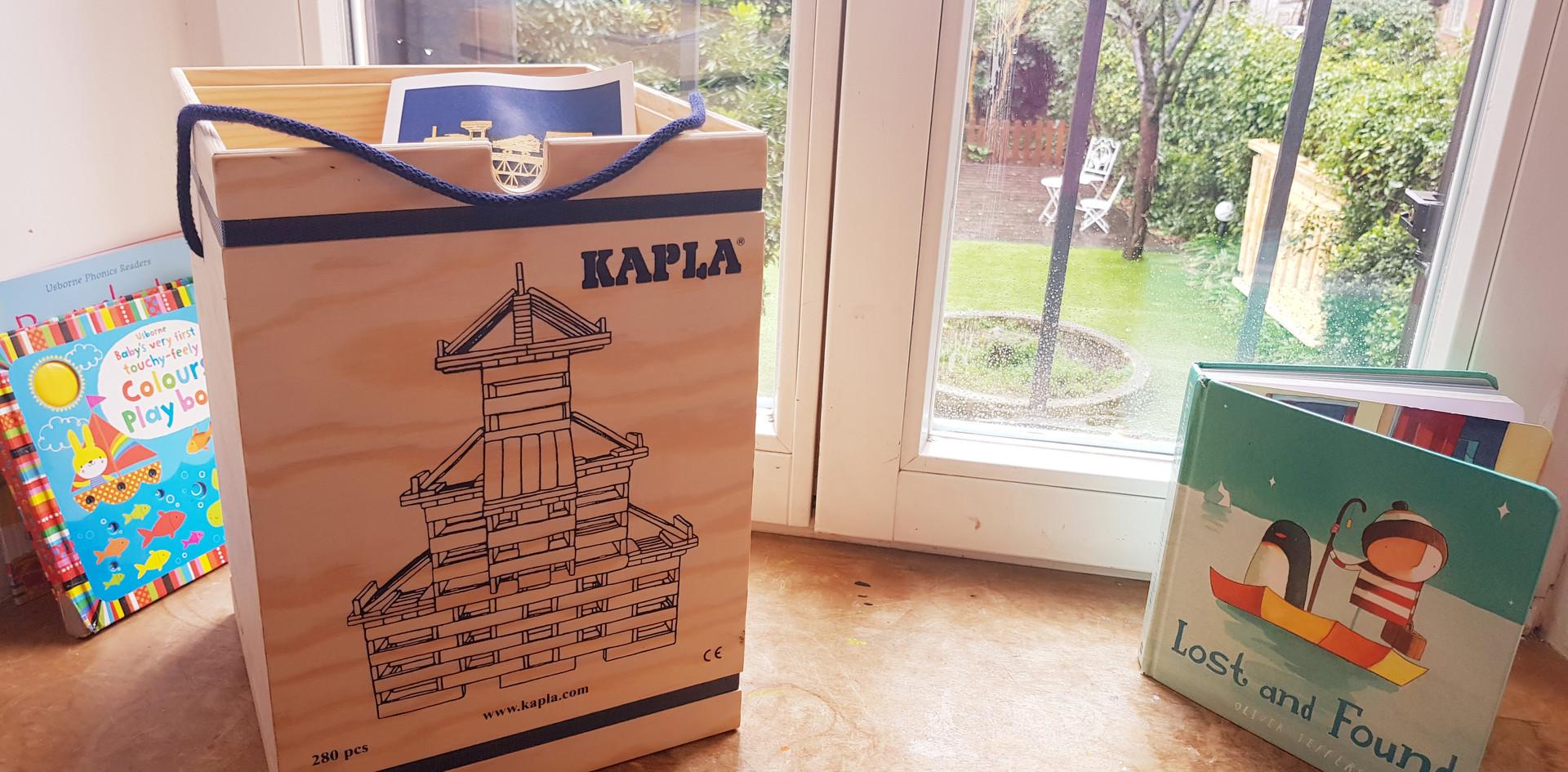Evento Kapla