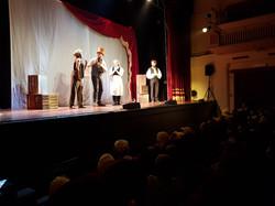 Christmas Carol Theatre