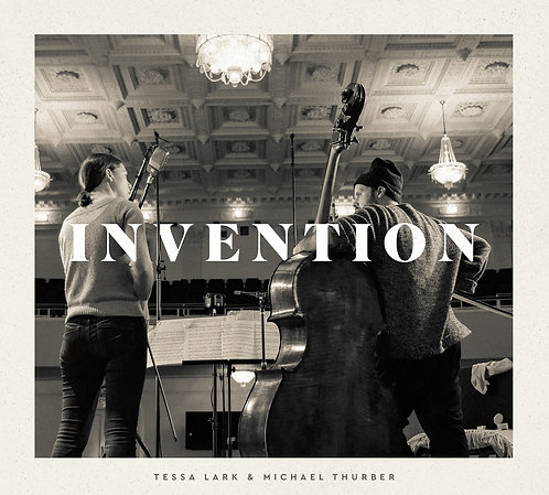 'Invention' with Tessa Lark - CD