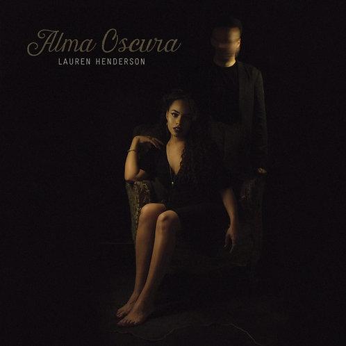 'Alma Oscura' w/Lauren Henderson - CD