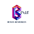 HR Consultant, Bear Human Resources, Logo
