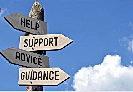 Signpost to HR Support Advice and Guidance