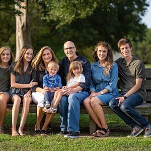 Booth Family Photos