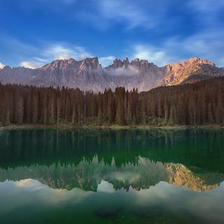 Lago Di Carreza