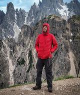 פורטרט בגובה של 3000 מטר בדולומיטים.jpg