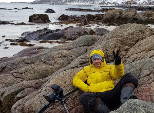 המסע אל הזוהר הנורווגי - LOFOTEN 2017