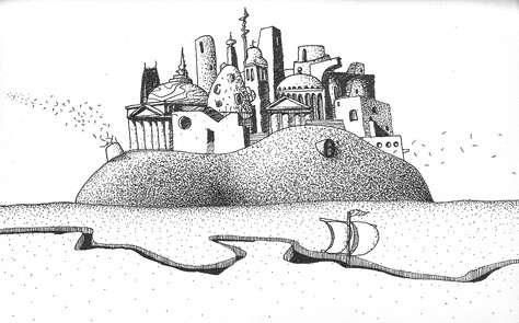 La ciudad de los inmortales