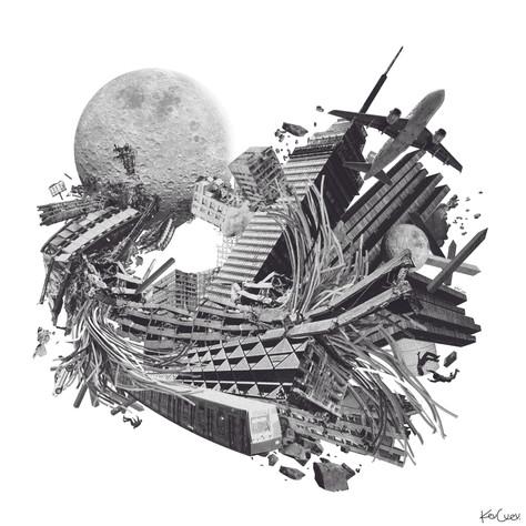 En el ombligo de la luna