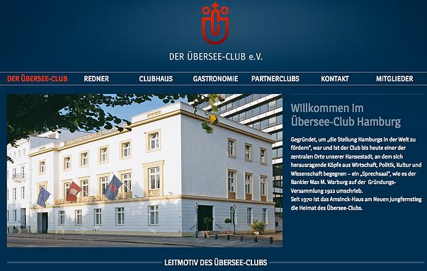 Website Homepag Mobile von Gähnfrei