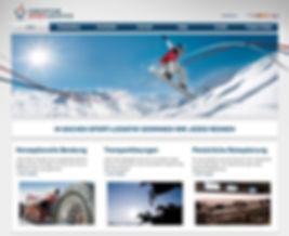 Website-Texte Webtexte Homepagetexte für Conceptum Sport Logistics