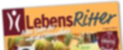 Freier Top Texter Kreativer Kundemagazin-Name LEBENSRITTER
