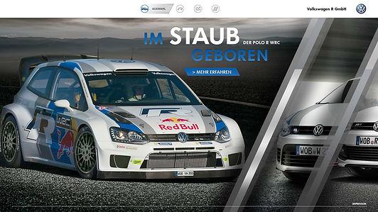 Website-Texte Webtexte Produkttexte für Volkswagen R